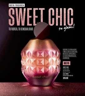 Perfume Sweet Chic Cyzon