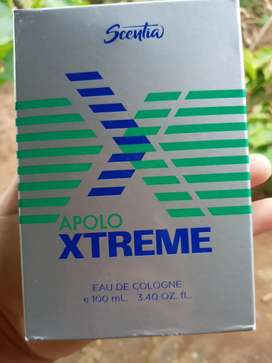 Loción Disponible de 100 ml Apolo extreme