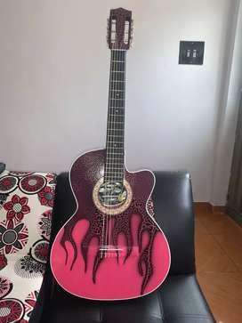 Guitarra Acustica Santandereana