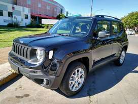 JEEP RENEGADE 1.8  SPORT MANUAL ENTREGA INMEDIATA