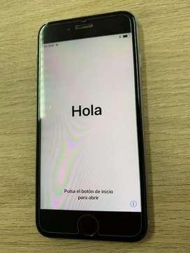 Vendo iPhone 6S sin cargador súper barato