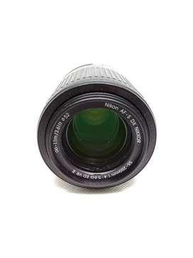 Lente Nikon 55-200mm Af-s F/4-5.6G VR II