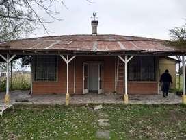 Campito con 2 casas en General Rodriguez