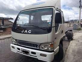 Camion JAC año 2014