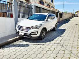 Hyundai Santa Fe 4x4 2014