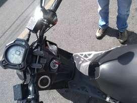 Vendo moto Bws nueva.