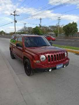 Vendo Jeep Patriot 2014