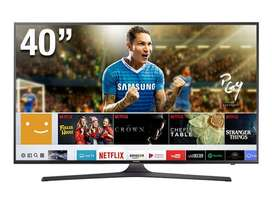 "REMATE: SMART TV SAMSUNG DE 40"" UHD 4K CON WIFI"