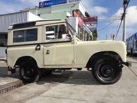 land rover 1980 matricula y coorpaire al día jeep 7 pasajeros clasico piezas originales