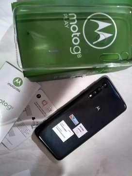 Vendo celular nuevo con boleta y garantía