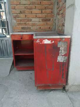 Mesa para caja registradora