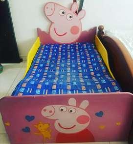 Se cama para niñ@ sin el colchon