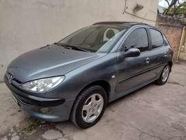 Peugeot 206 1.9 Diesel 2005