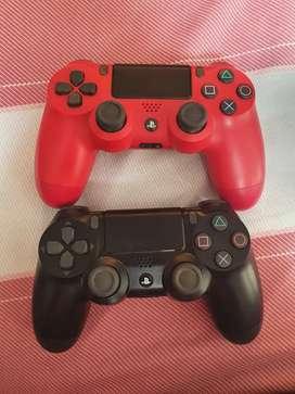 Play Station 4 + 2 mandos