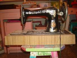 Màquina Singer Vintage Elèctrica