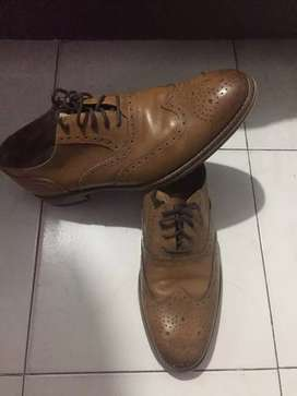 Vendo zapatos johnston & murphy