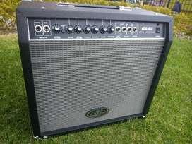 Amplificador de Guitarra Eléctrica/electroacustica Tom Grasso 60 watts, como nuevo