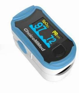 Pulsoximetro choicemmed