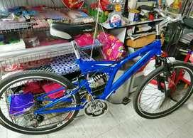 Se vende hermosa bicicleta GW...