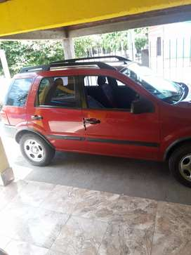 Vendo ford soy titular