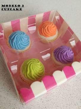 Gomas De Borrar Importadas Food Cupcake Helado Donas Cakes