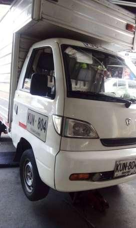 vehiculo furgon capacidad media tonelada para la venta