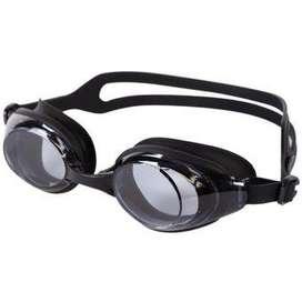 Gafas De Natación Antiempañantes Pequeña Ajustable Silicona