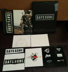 Days Gone Special Edition + Extras