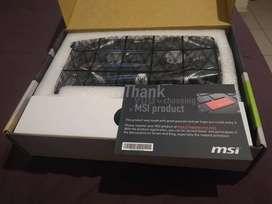 Placa de video MSI Gtx 1060 3GB Dual OC