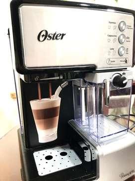 Cafetera automática OSTER PrimaLatte