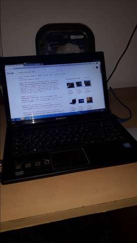 Notebook lenovo thinkpad,vendo por viaje