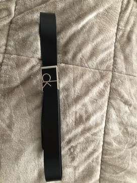 Correa Cinturon Calvin Klein (nuevo) cuero