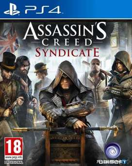 Assassins Creed Syndicate Playstation 4 Ps4, Físico