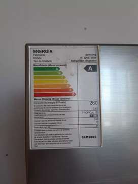 Vendo refrigeradora moderna marca SAMSUNG