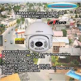 PTZ DAHUA SD6C225I-HC-S3