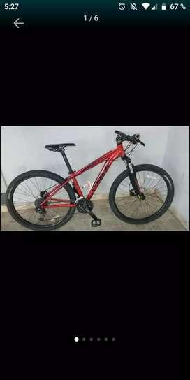 Bici de MTB - FUJI 27.5