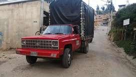 Se vende camion chevrolet c30 modelo 1990, capacidad 3 ton, capacidad real 5 ton. Carroceria