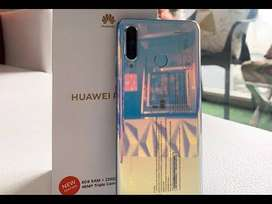 huawei p30 lite new edition 2020 color cristal  10/10