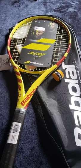 Replica Raqueta Babolat Pure Aero Edicion Roland Garros 2019 Nueva