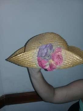 Sombrero para nena