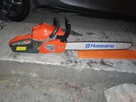 Motosierra HUSQVARNA x-force 555