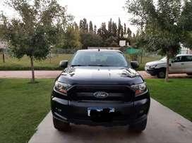 Vendo Ford Ranger XL 2.2 (125 cv) 4x2. Mod. 2016 Única mano.