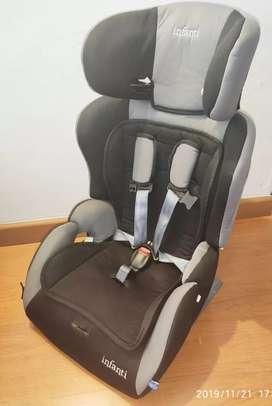 Silla de BEBE para carro marca INFANTI