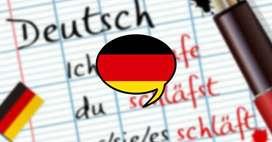 CLASES de Alemán. Virtuales en vivo. Llama ahora!