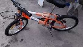 Vendo bicicleta 16