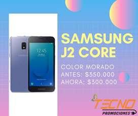 Samsung J2 Core Morado