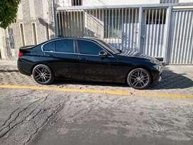 Vendo BMW 316i 2015 impecable