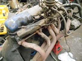 VW GOL SENDA motor completo funcionando