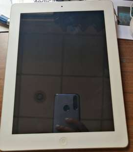 IPad 3G Color blanca