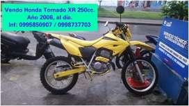 Honda Tornado XR 250 cc